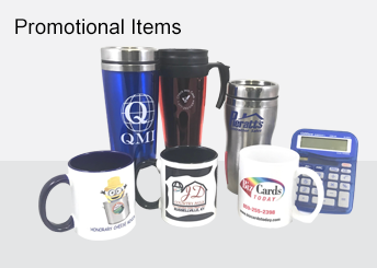 Accounting Promotional Items
